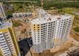 Нанжуль-Солнечный мкр, дом 6: Ход строительства август 2021