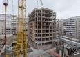 НИКИТИНА, дом 2: Ход строительства март 2020