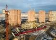 Жилой комплекс ВЕРШИНА: Ход строительства 25 февраля 2019