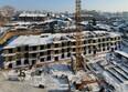МАРТ, 1 б/с: Ход строительства 3 февраля 2020