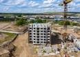Жилой комплекс Светлогорский пер, 1 дом, 1 стр: Ход строительства 11 июня 2019