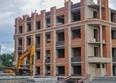 НА ШОССЕЙНОЙ, дом 3: Ход строительства август 2021
