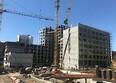 Комсомольский, 48: Ход строительства июль 2020