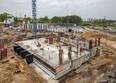 ЧКАЛОВ, дом 2: Ход строительства август 2020