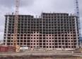 МИЧУРИНСКАЯ АЛЛЕЯ, 58 корпус 1: Ход строительства июнь 2021