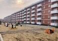 СНЕГИРИ, блок 10: Ход строительства октябрь 2021