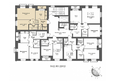 Жилой комплекс ОНЕГА, дом 4: 2-комнатная 49,4 кв.м