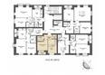 Жилой комплекс ОНЕГА, дом 4: 1-комнатная 31 кв.м