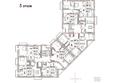 Жилой комплекс Эко-квартал Flora&Fauna (Флора и Фауна), блок Д: Планировка 5 этажа