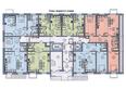 ВИДНЫЙ-3, б/с 1: Планировка 1 этажа