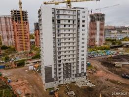 Продается 1-комнатная квартира КБС. Берег. дом 1, стр. 1, 42  м², 3200000 рублей