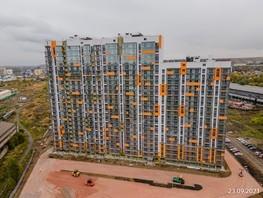 Продается 2-комнатная квартира МИЧУРИНСКИЕ АЛЛЕИ, дом 6, 50.2  м², 3765000 рублей