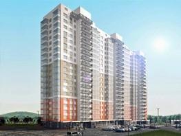 Продается 1-комнатная квартира СЕРЕБРЯНЫЙ, квр 1, дом 3, 18.9  м², 2050000 рублей