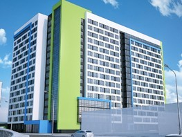 1-комнатная квартира, 39.8  м², 4/16 этаж