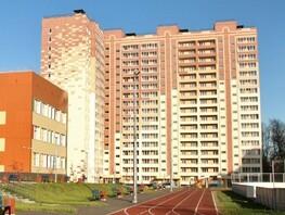 3-комнатная квартира, 62.25  м², 10/17 этаж