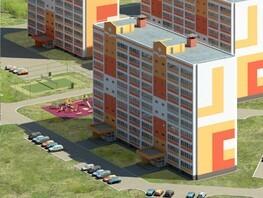 2-комнатная квартира, 52  м², 1/10 этаж