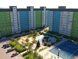 Продается 1-комнатная квартира ЧИСТАЯ СЛОБОДА, дом 61, 38  м², 2930000 рублей