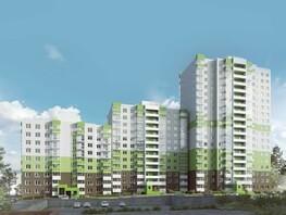 Продается 3-комнатная квартира НОВЫЙ РЕКОРД, дом 1, б/с 1, 78.64  м², 6394320 рублей