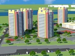 Продается 1-комнатная квартира ВОЛНА, дом 3, 37.73  м², 2452450 рублей