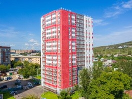 3-комнатная квартира, 70.6  м², 1/17 этаж