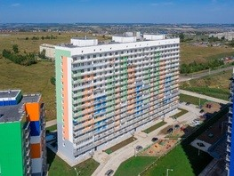 1-комнатная квартира, 37.73  м², 12/16 этаж