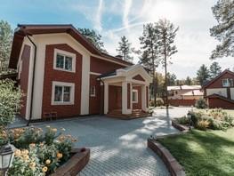 Дом, 390  м², 2 этажа, участок 60 сот.