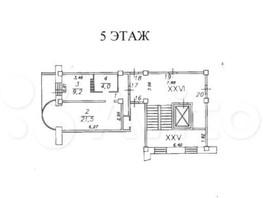 1-комнатная квартира, 41.6  м², 5/9 этаж