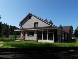Дом, 185  м², 2 этажа, участок 10 сот.
