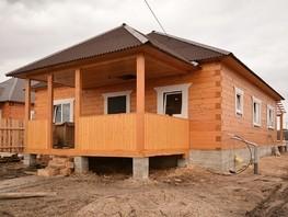 Дом, 100  м², 2 этажа, участок 8 сот.