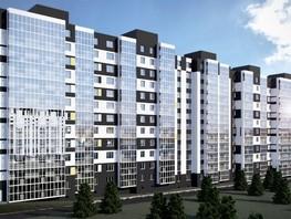 1-комнатная квартира, 27.27  м², 2-9/12 этаж