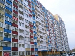 2-комнатная квартира, 46  м², 10/17 этаж