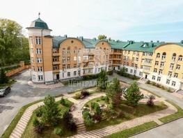 3-комнатная квартира, 117.3  м², 3/4 этаж