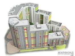 2-комнатная квартира, 72.5  м², 14/19 этаж