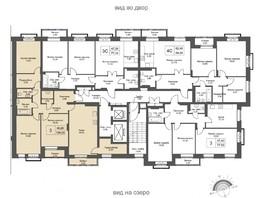 3-комнатная квартира, 106  м², 10/12 этаж