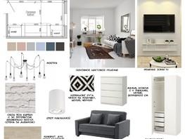 Дизайн-студия семейных интерьеров