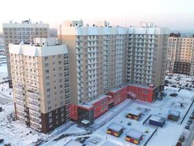 Новостройка ВЕРХНИЙ БУЛЬВАР, дом 7, б/с «А»,«Б»,«В»