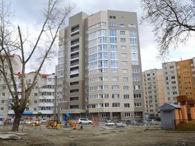Новостройка ПАПАНИНЦЕВ, 119