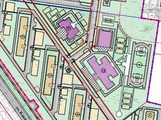 Для квартала 2012 Барнаула подготовлен проект планировки