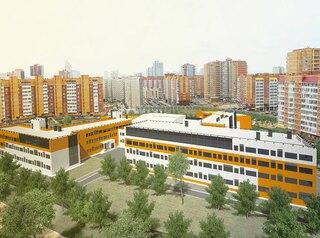 Вмикрорайоне «Яблони» начали строить новую школу