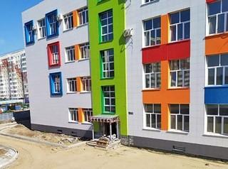 Завершается строительство школы в «Амурском-2»
