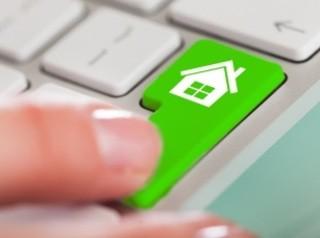 Рост онлайн-регистраций недвижимости отмечает Росреестр