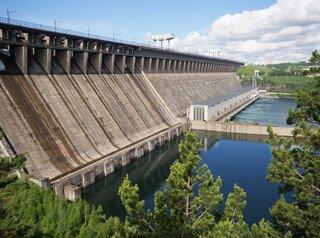 В Братске достраивают смотровую площадку с лучшим видом на ГЭС