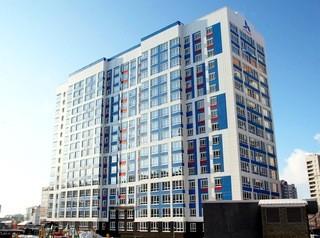 Компания «Алгоритм» сдала новый дом в ЖК «Крылья»