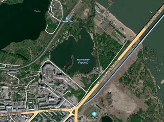 Возле Горского котлована построят аквапарк, гостиницу и парковку на 5000 машин