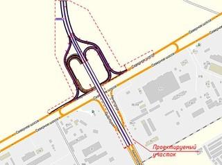 Для строительства переезда через Северное шоссе выбирают подрядчика