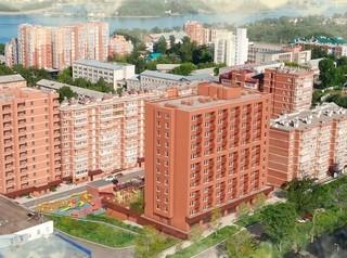 В Свердловском округе полным ходом строится ЖК «Глазковский»