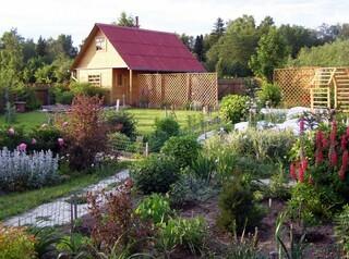 С нового года можно строить жилые дома на садовых участках