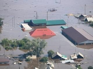 Ущерб от паводка в Иркутской области предварительно оценили в 29 млрд рублей