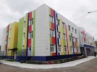 Открылся детский сад в ЖК «Березовая роща» на Ватутина