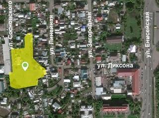 Госкомпания «ДОМ.РФ» собирается продать на торгах земельный участок в Покровке